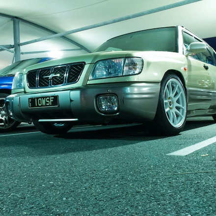 10WSF - One nice and low Subaru Forester
