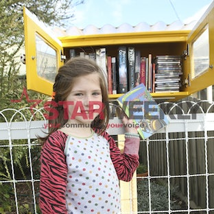 Little Free Library - Brimbank & North West - Photos by Kristian Scott