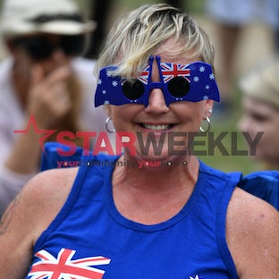 Australia Day around Altona - Photos by Damjan Janevski.