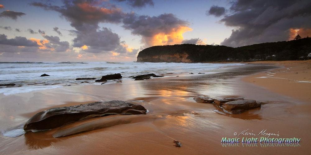 MacMasters Sunset 12 Dec 2014 IMG_2755 1200 panorama