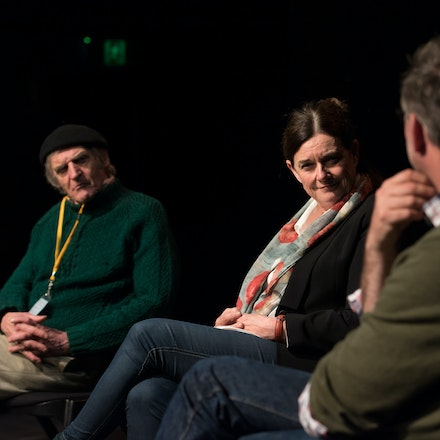 National Play Festival - Razing The Roof - The Razing the Roof talk at the 2016 National Play Festival at the Malthouse Theatre Melbourne, featuring John...