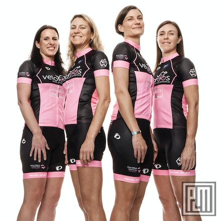 The Veloroos - You thought you were tough, these women redefine rule #5. 