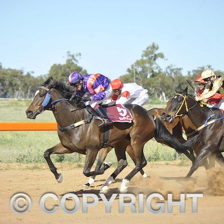 161029_SR20903 - At the Barcaldine Races, Saturday October 29, 2016.