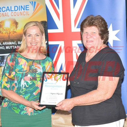 170126_DSC_7899 - Certificate of Recognition: Kaylene Reynolds