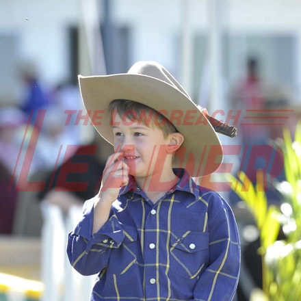 170401_SR20233 - At the Longreach Jockey Club race day, April 1, 2017. Picture Longreach Leader